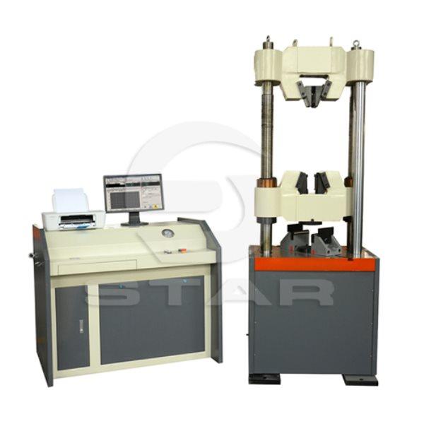思达高科WAW―B系列微机控制电液伺万能试验机(四立柱)