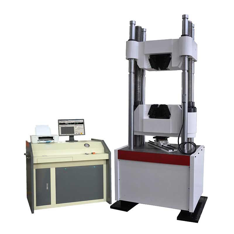 思达高科WAW―D系列微机控制电液伺服万能试验机(六立柱)