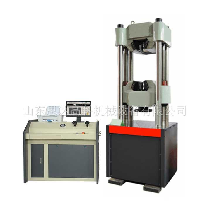 WEW-300B微机屏显式液压万能试验机_材料试验机