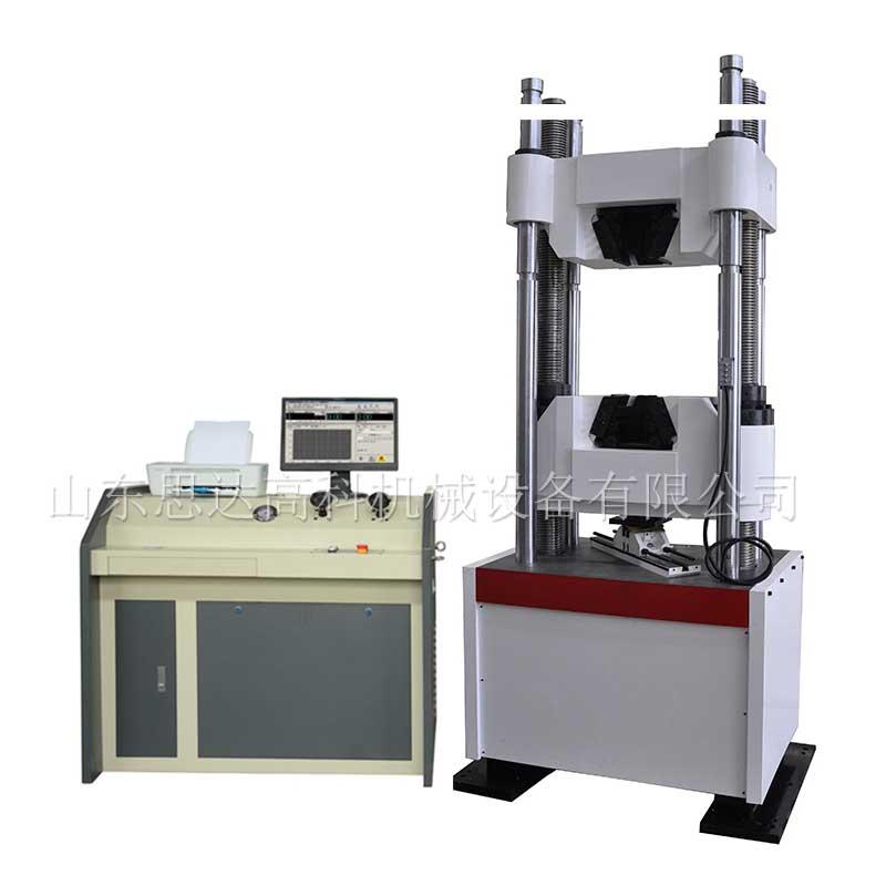 WEW-600B微机屏显式液压万能试验机_材料试验机