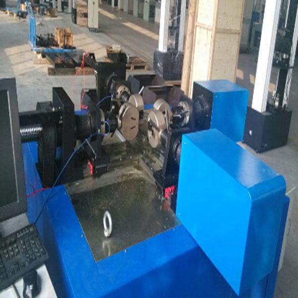 WDW-100双向拉伸试验机