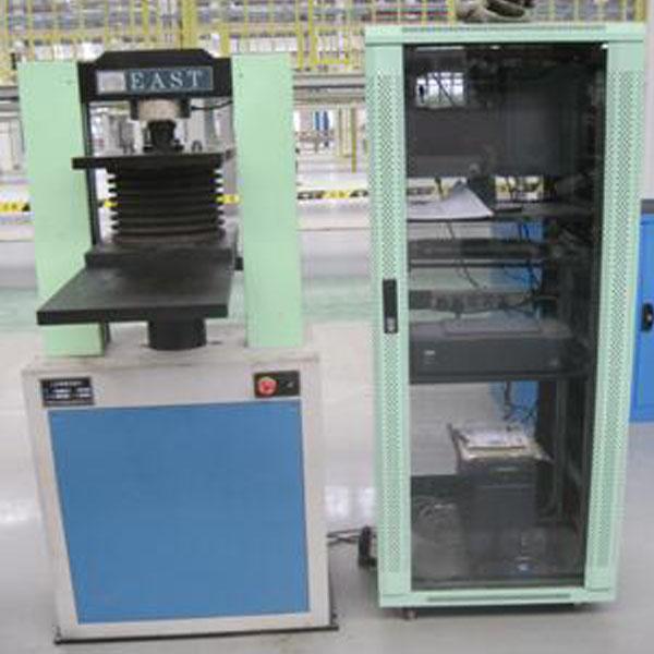 微机控制复合支撑试验台