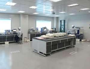 中国建筑工程七局中心试验室
