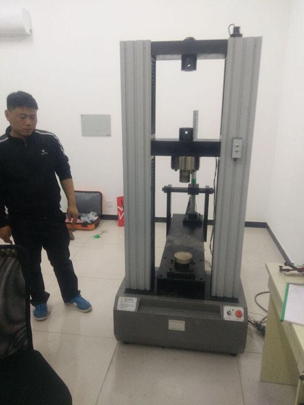天津中交一航局四公司第五项目部脚手架扣件机