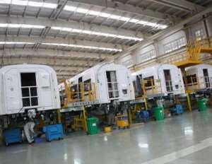 青岛四方车辆装备制造有限公司